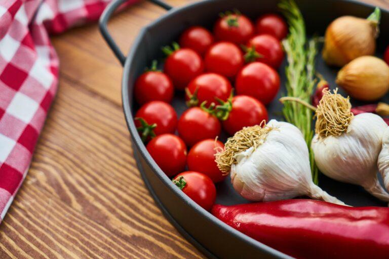 οφέλη μεσογειακής διατροφής